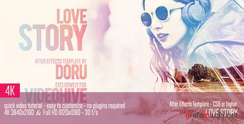 Love Story 14326725 - Project for After Effects (Videohive)