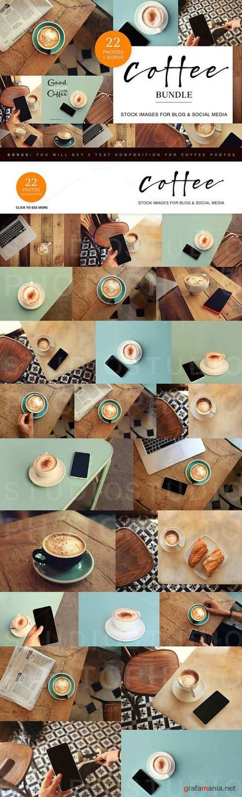 Coffee bundle/ Images for Blogs - 864080