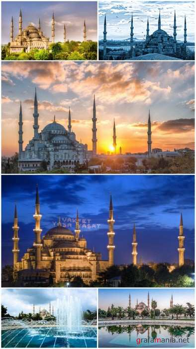 Photo - Sultan Ahmed Mosque