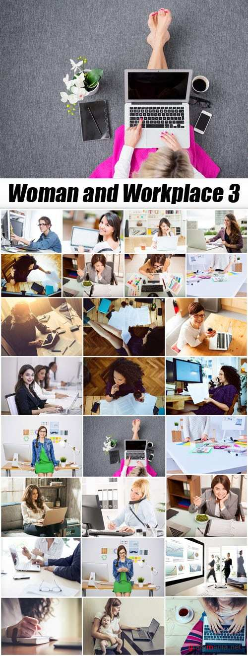 Woman and Workplace 3
