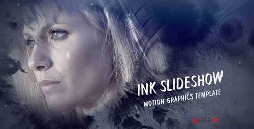 Ink Slideshow 17306110 - Project for After Effects (Videohive)