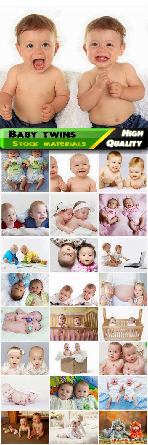 Cute little children and baby twins - 25 HQ Jpg