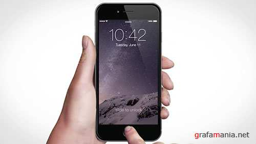 iPhone 6S App & Gestures Video Kit - Project for After Effects (Videohive)