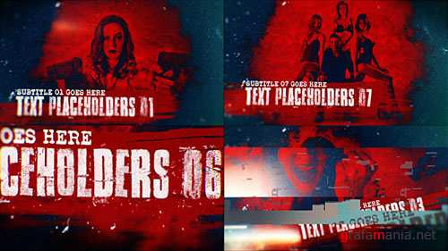 Action Trailer 17317222 - Project for After Effects (Videohive)