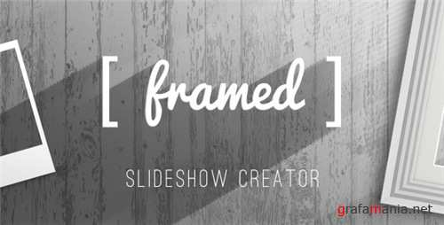 Framed - After Effects Project (Videohive)
