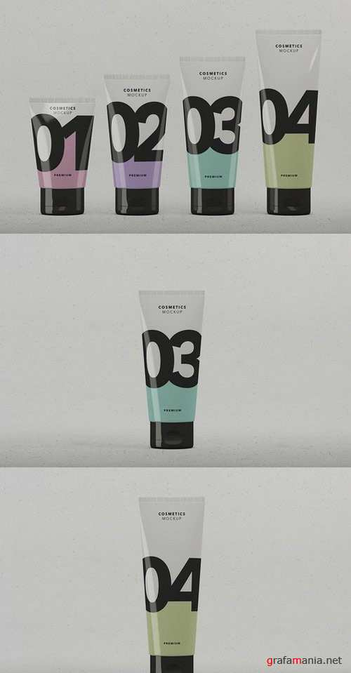 Cosmetics Package Mock-up - 419337