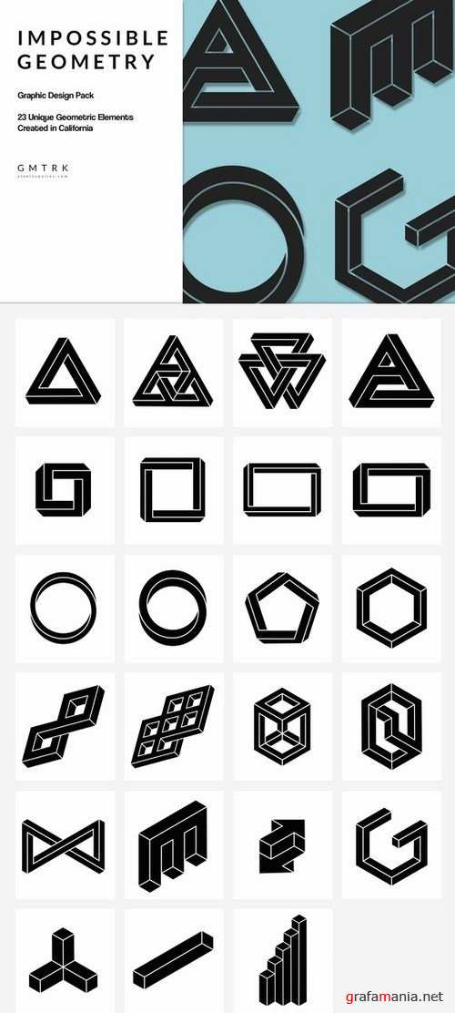 Impossible Geometry - 868511