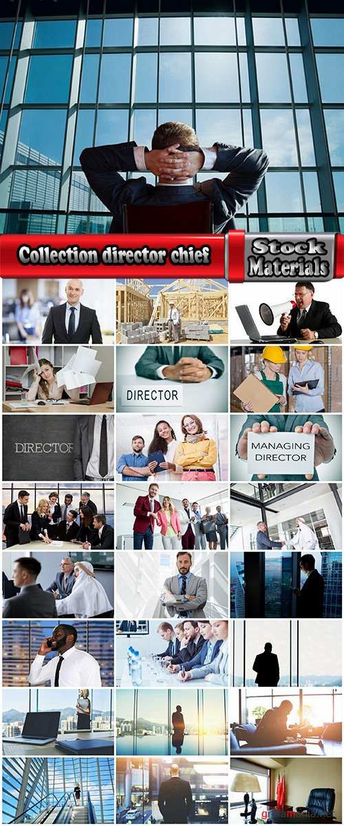 Collection director of the chief of financier boss 25 HQ Jpeg