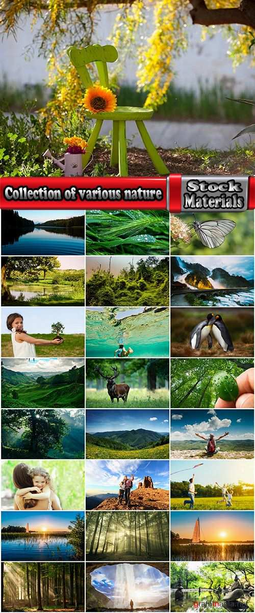 Collection of various nature landscape lake river animal 25 HQ Jpeg