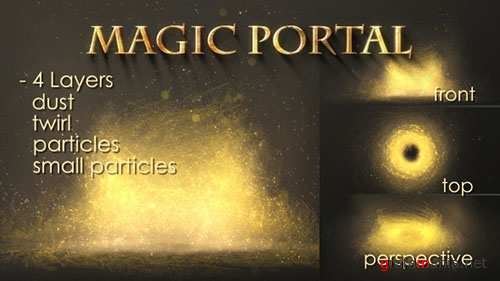 Magic Portal - Project for After Effects (Videohive)