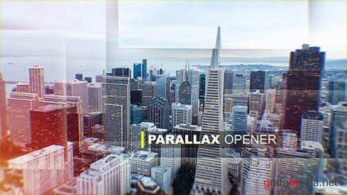 Parallax Opener 17869923 - Project for After Effects (Videohive)