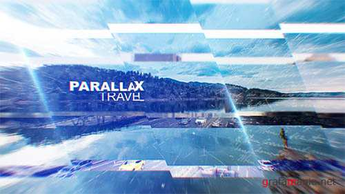 Parallax Travel 17884316 - Project for After Effects (Videohive)