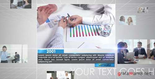 Business Timeline - Project for After Effects (Videohive)