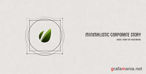 Minimalistic Corporate Story - Project for After Effects (Videohive)