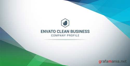 Clean Business Company Profile - Project for After Effects (Videohive)