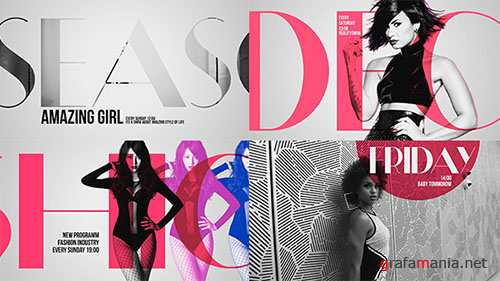 Magazine Broadcast - Project for After Effects (Videohive)