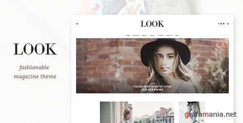 Look - Magazine Theme 16414766