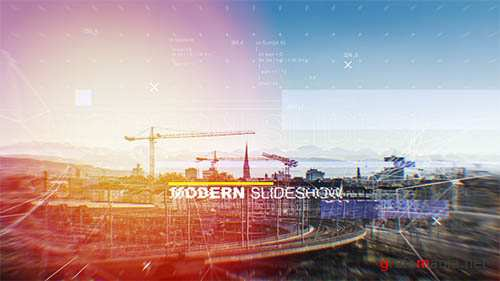 Modern Slideshow 17923158 - Project for After Effects (Videohive)