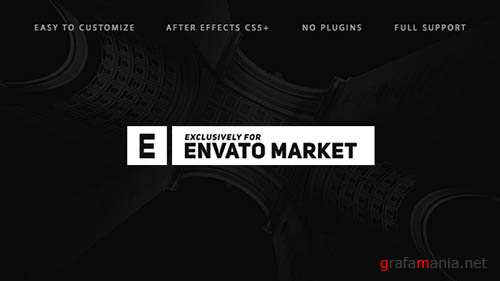 30 Motion Titles - Project for After Effects (Videohive)