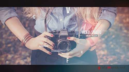 Cinematic Presentation - After Effects Template