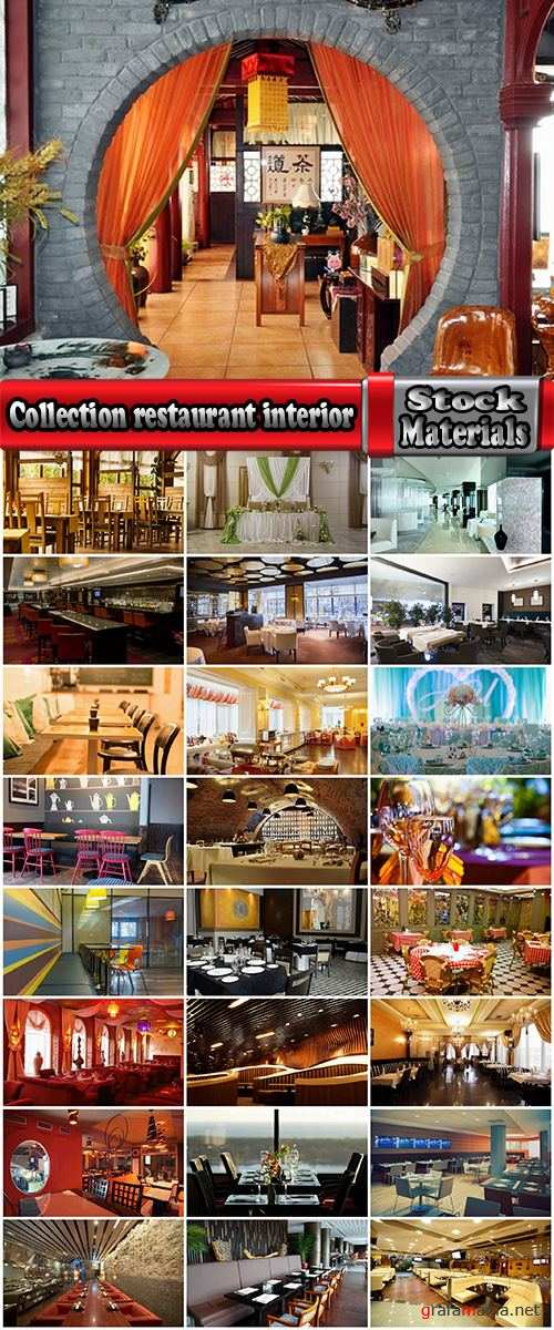Collection restaurant interior room chair table banquet hall 25 HQ Jpeg