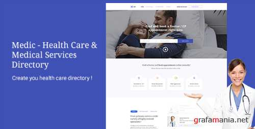 Medic - Health Care & Medical Services Directory 14206512