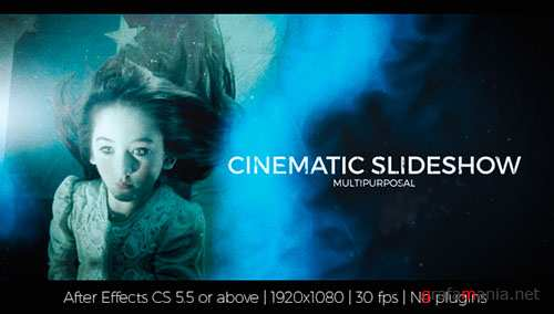 Cinematic Slideshow 17727253 - Project for After Effects (Videohive)