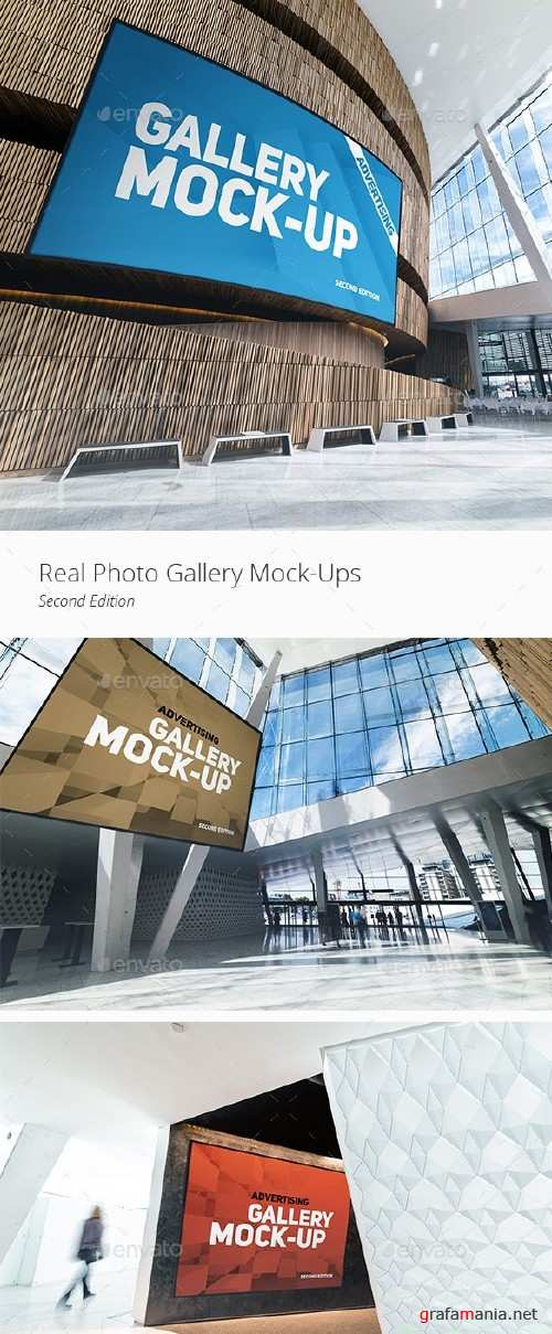 Gallery Poster Mock-Up - 13022773