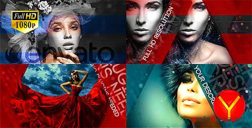 Fashion 2 - Project for After Effects (Videohive)