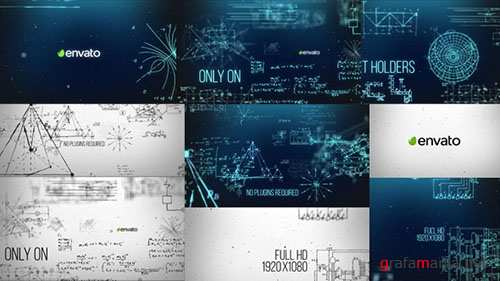 Physical Science Opener - Project for After Effects (Videohive)