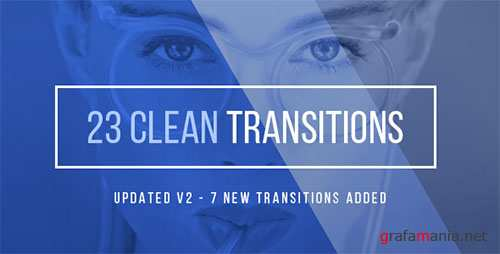Clean Corporate Transitions - Project for After Effects (Videohive)