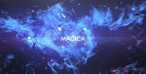 Magica - Project for After Effects (Videohive)