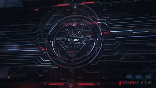 UI Screen Graphics - v1 - Project for After Effects (Videohive)