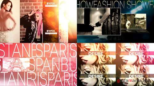 Fashion Show 5992321 - Project for After Effects (Videohive)