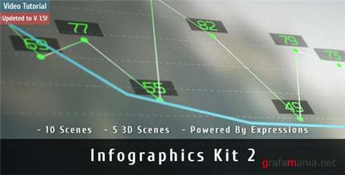 Infographics Kit 2 - After Effects Project (Videohive)