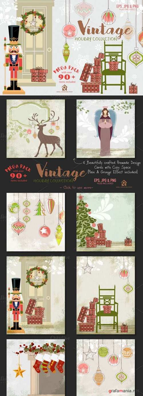 Vintage Holiday Collection - 961421