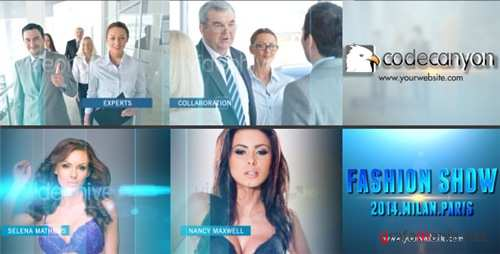 Slider Opener-Multi Purpose - After Effects Project (Videohive)