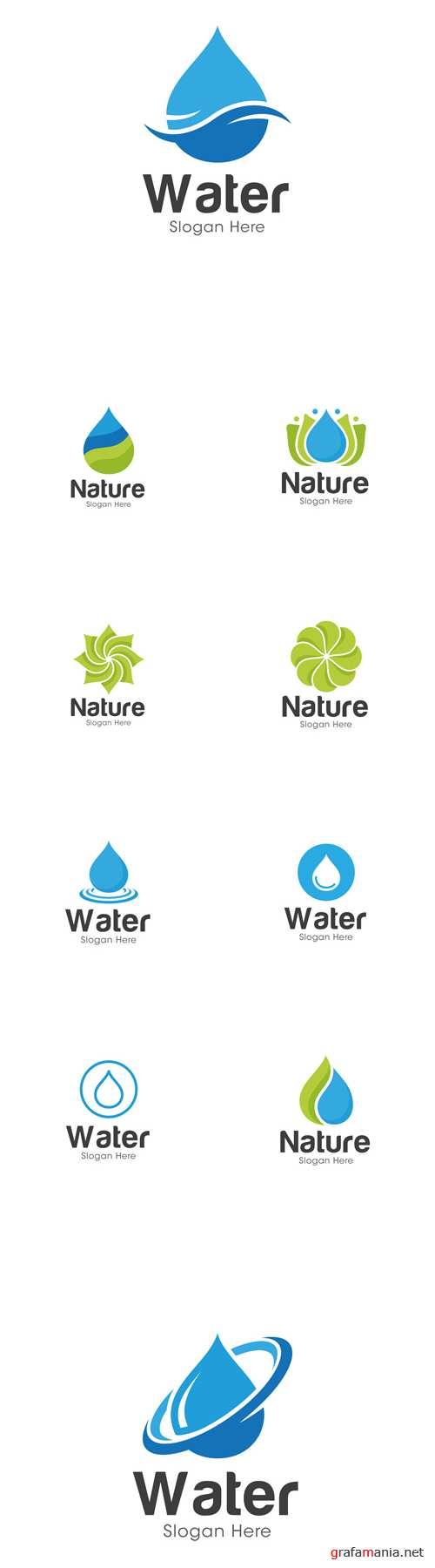 Vector Nature Logo Design