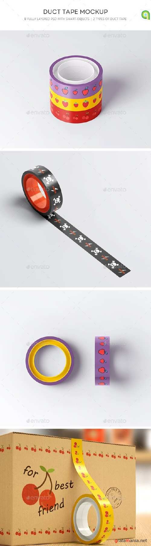 Duct Tape Mock-up - 17375525