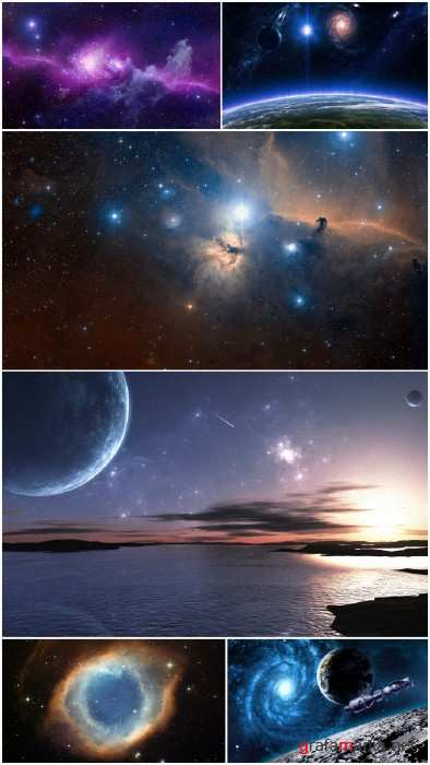 Space (Pack 18)