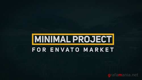20 Minimal Titles - Project for After Effects (Videohive)