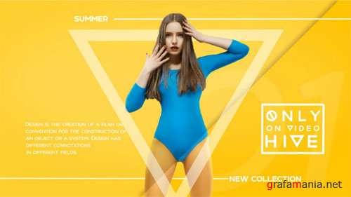 Fashion Promo 16429854 - Project for After Effects (Videohive)