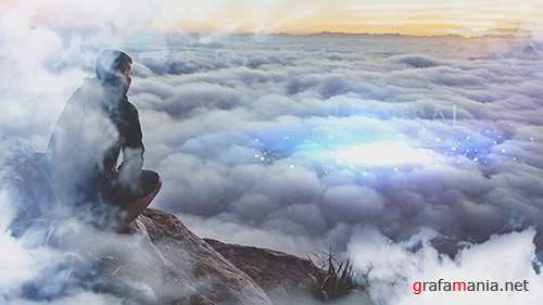 Clouds Slideshow - After Effects Templates