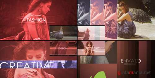 Soft Slide Show - Project for After Effects (Videohive)