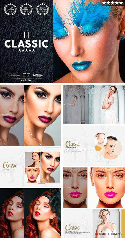 The CLASSIC 120 Luxury BUNDLE PACK - 1027368