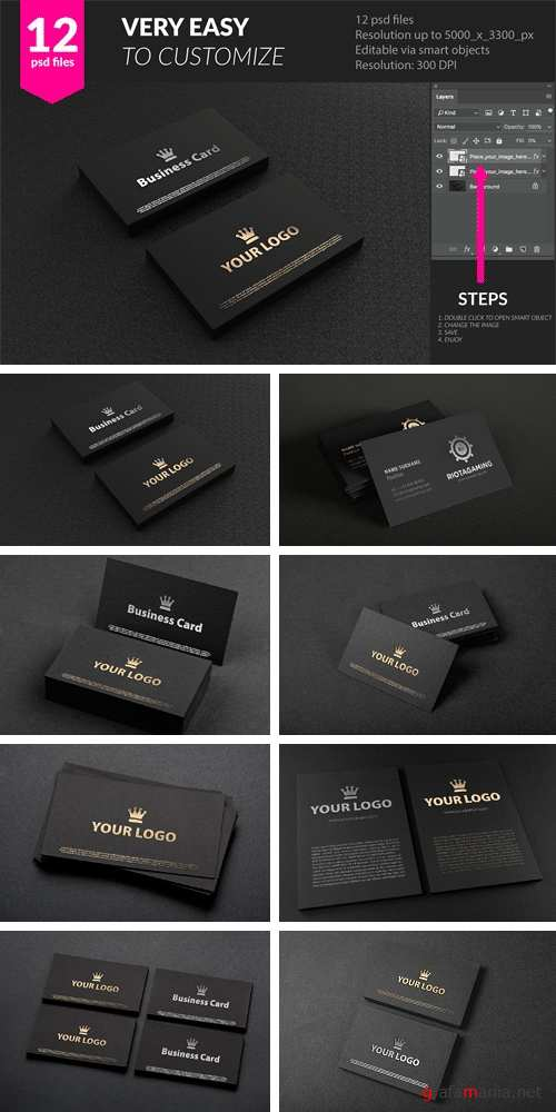 Business Cards - 1054397