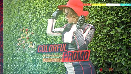Colorful Promo Video - Project for After Effects (Videohive)
