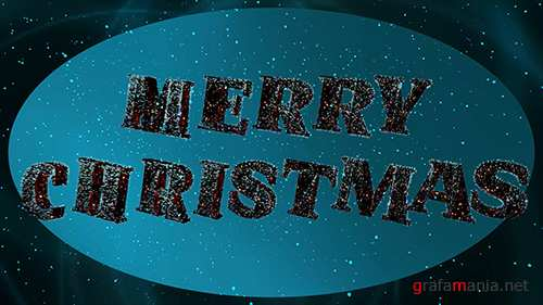 Merry Christmas holiday frames