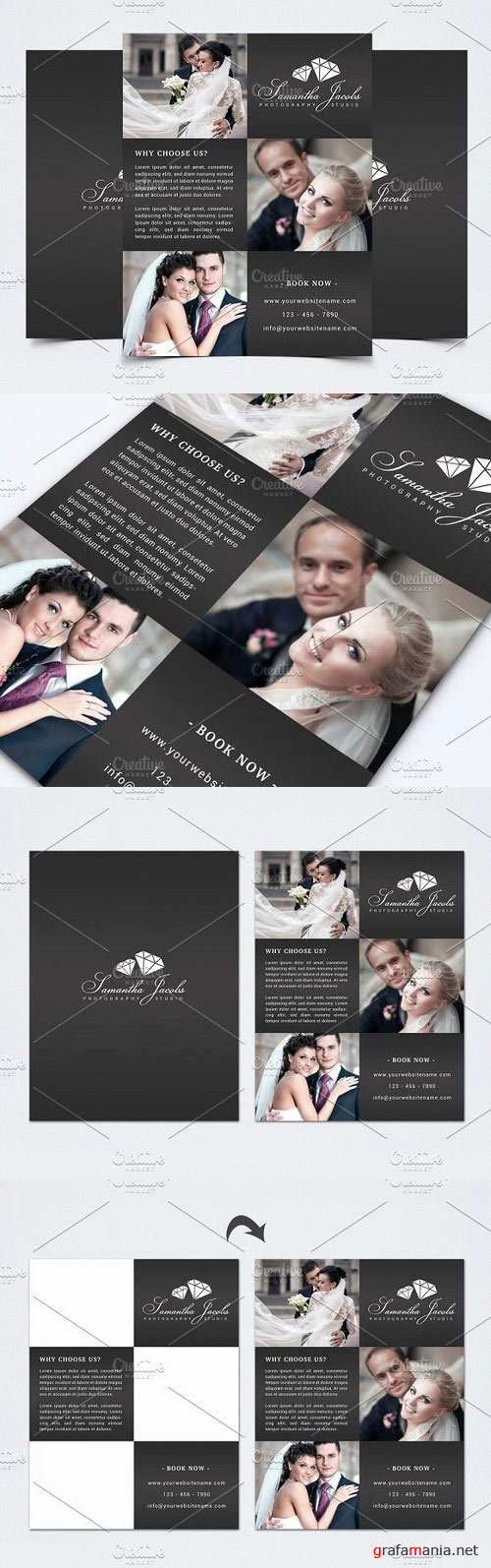 Photography Flyer Template - 1079136