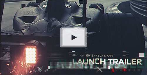 Launch Trailer - Project for After Effects (Videohive)